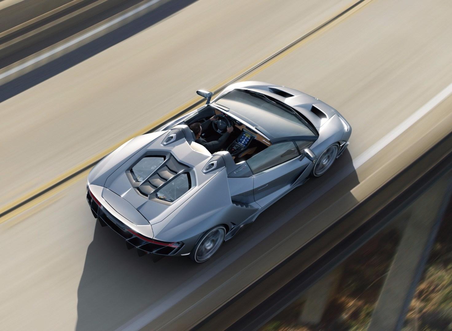 Lamborghini Outs Centenario Roadster In Monterey Thumbnail