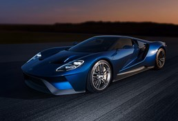 Ford Doubles GT Production To 1000 Cars, 4 Years