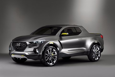 Hyundai Close To Finalising Santa Cruz Pick-Up