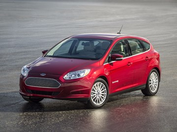 Ford To Bump Focus Electric's Range To Over 160km