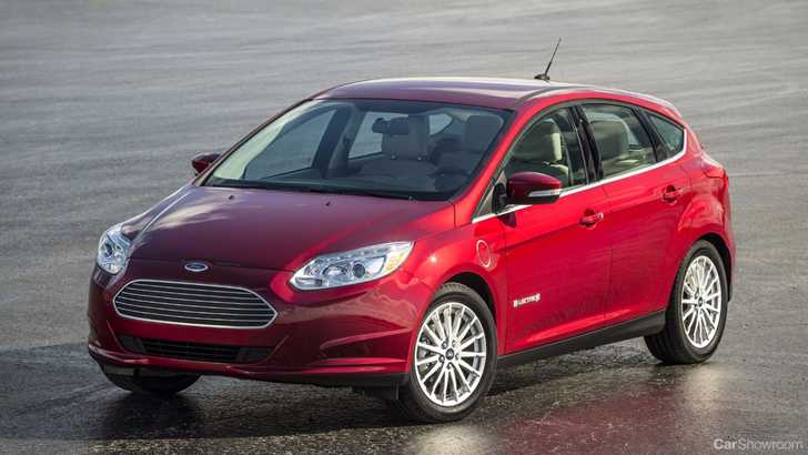 news ford to bump focus electric s range to over 160km. Black Bedroom Furniture Sets. Home Design Ideas
