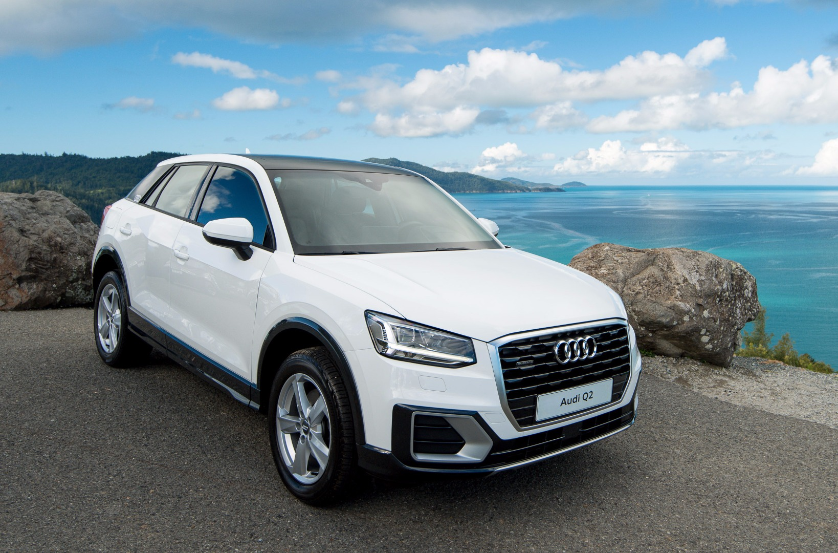 news audi s all new q2 gets hamilton island debut. Black Bedroom Furniture Sets. Home Design Ideas
