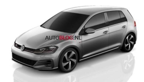 2017 Volkswagen Golf Leaked Before Potential Paris Unveil