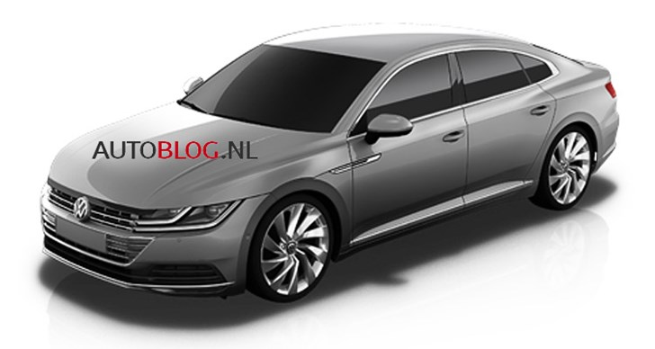 Is This The Next Volkswagen CC?