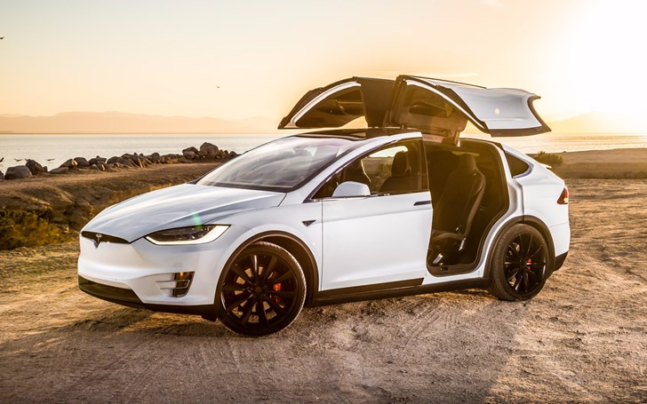 Two Tesla Model Xs Arrive For Oz Showcase