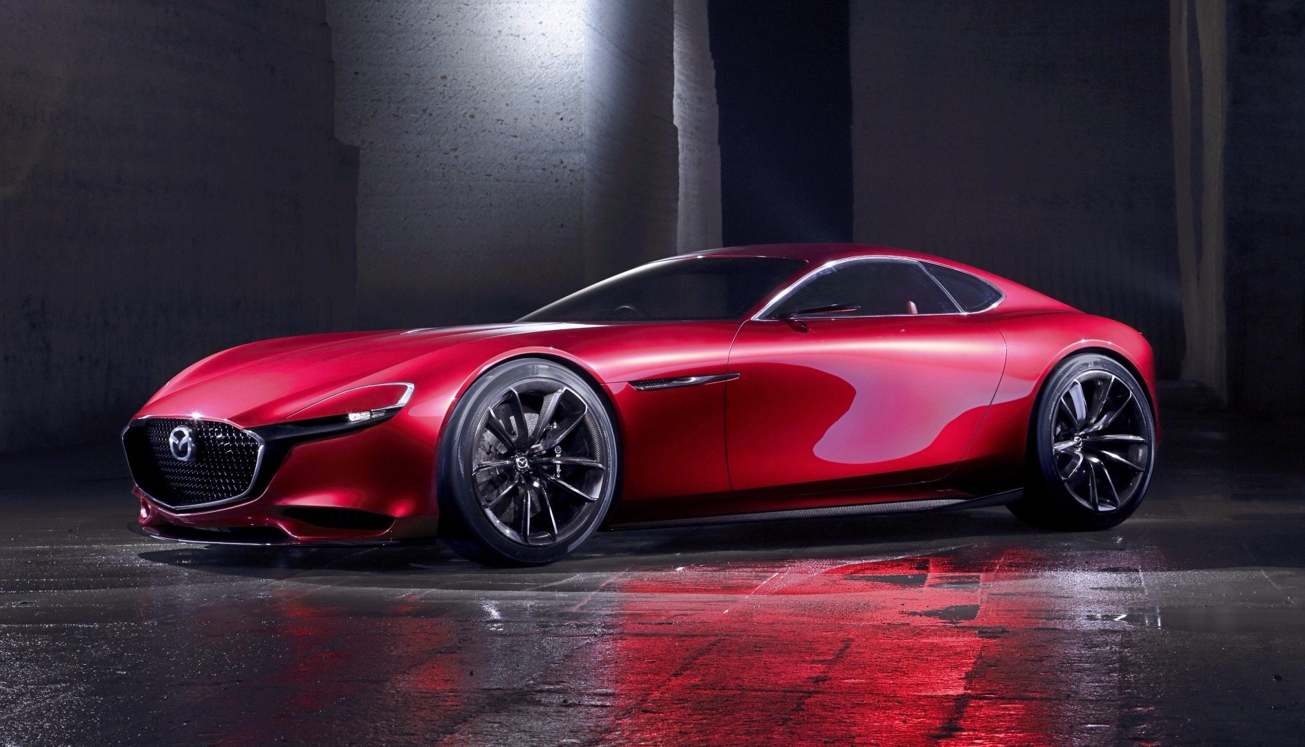 News - 2020 Reveal For Mazda's 300kW RX-9?