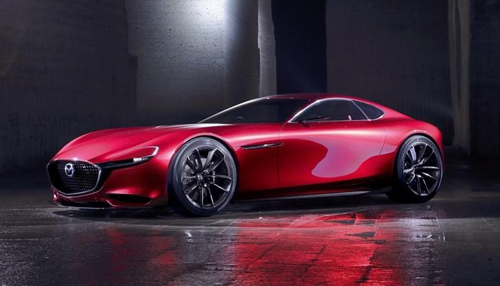 Mazda Greenlit Next Performance Car, The RX-9?