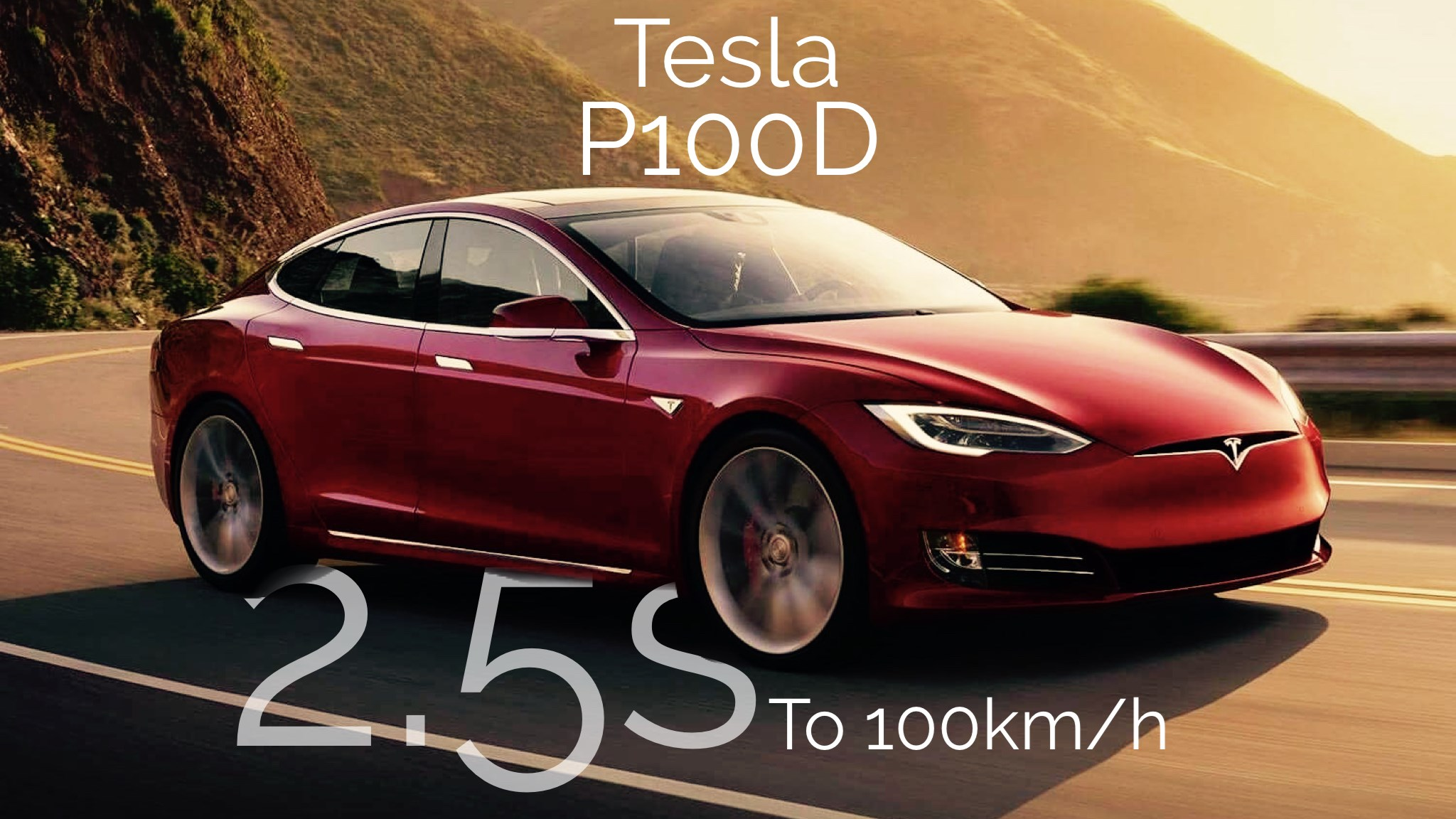 Tesla Confirms P100D Model S, Model X, 0-100 In 2.5s