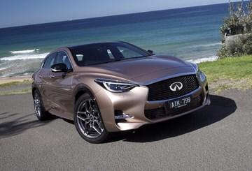 Infiniti Australia Launches Q30 Premium Compact
