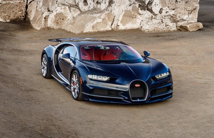 Bugatti Considering More Powerful Chiron Hybrid