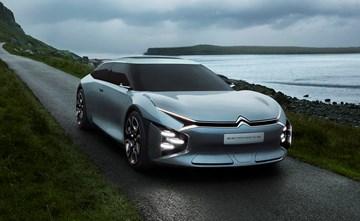 Citroen Unveils CXperience Concept Ahead Of Paris Motor Show