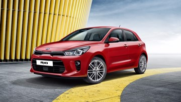 Kia Outs All-New Rio Ahead Of Paris Premiere