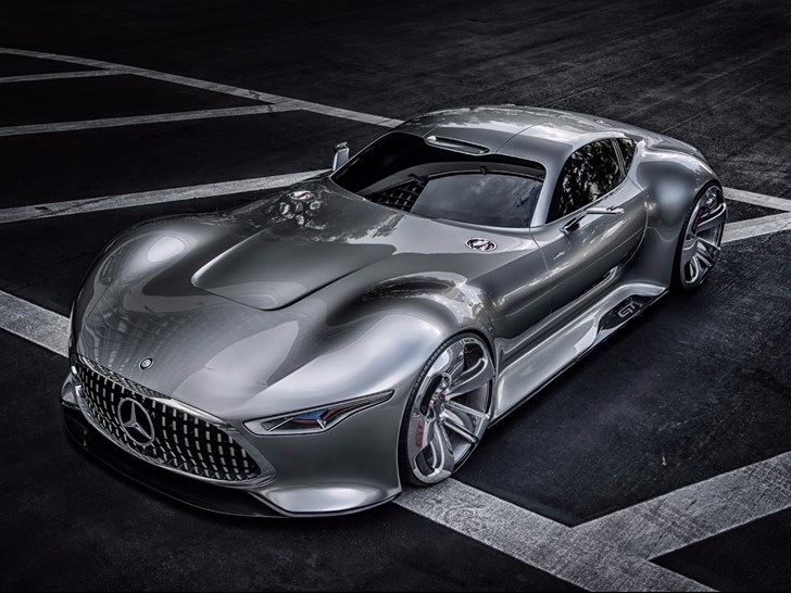 Mercedes-AMG Confirms F1 Engine, Lotus Tuned Hypercar
