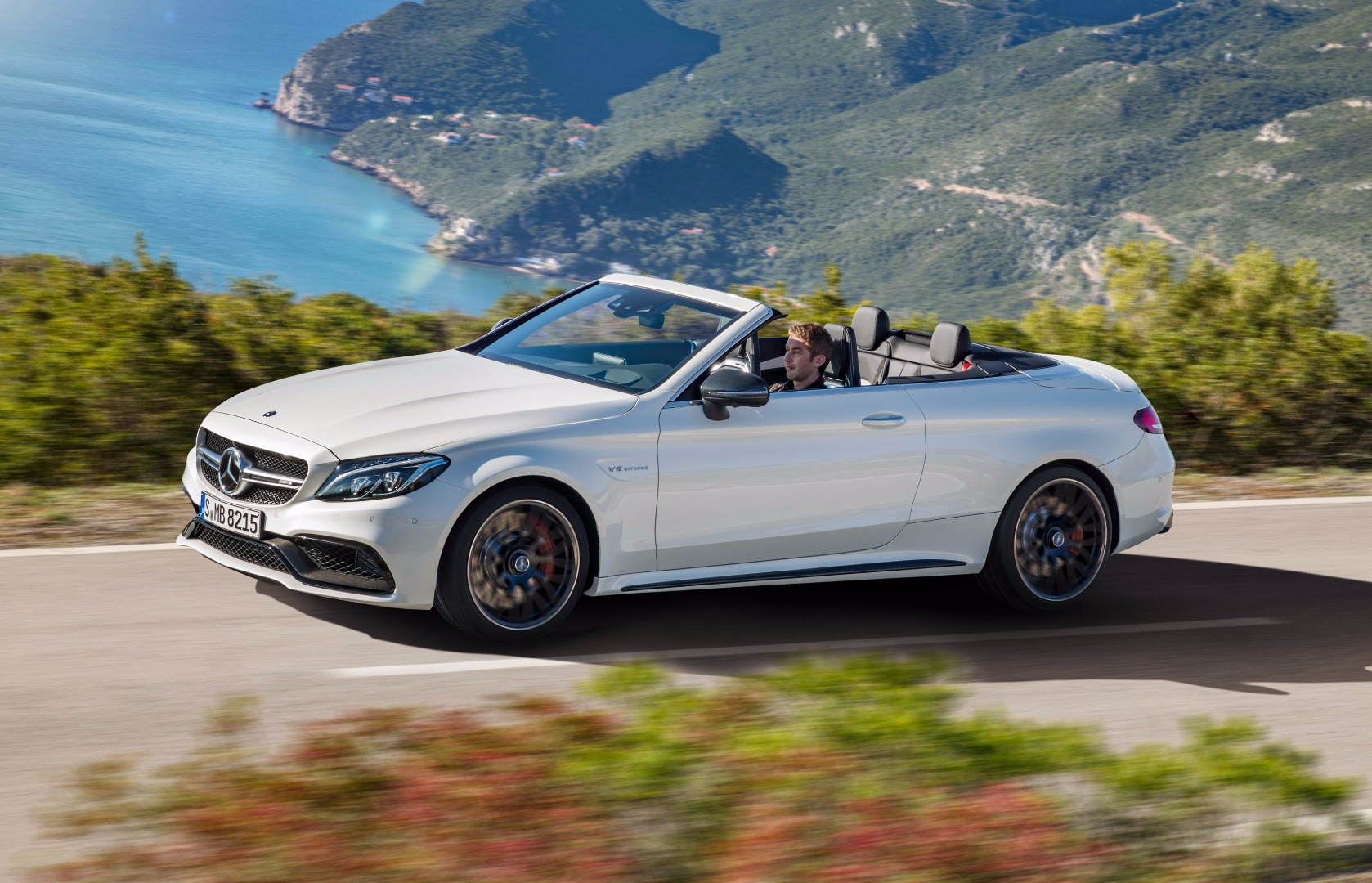 News mercedes benz announces pricing for c class cabriolet for Mercedes benz c amg price