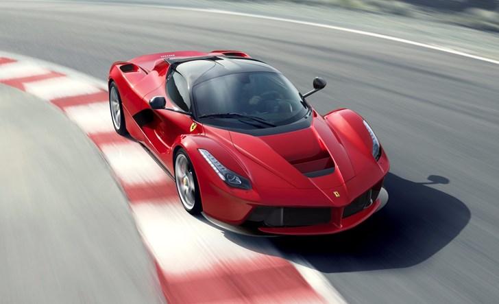 Ferrari To Build 500th LaFerrari