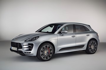 Porsche's 911-Rivalling Macan Turbo Performance Pack