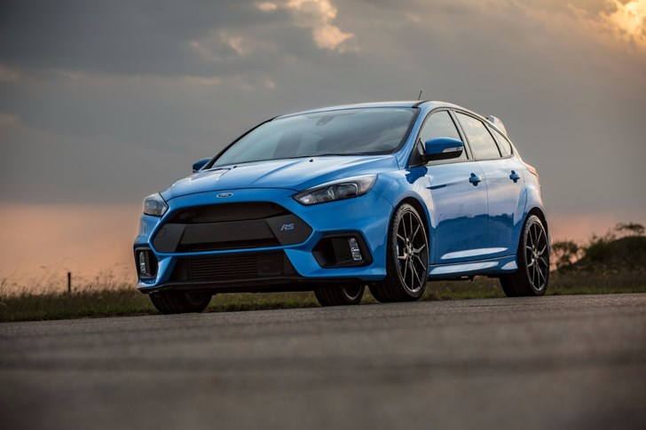 Ford Focus RS Pumped To 302kW With Hennessey Kit