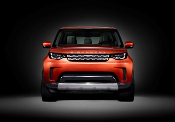 Land Rover Teases All-New Discovery