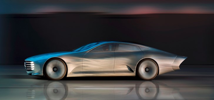 'EQ' Range To Lead Mercedes-Benz's Electric Offensive