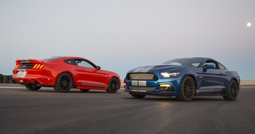 Shelby Status For Less With Ford Mustang GTE Upgrades