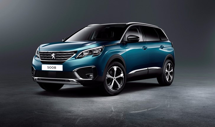 Peugeot Reveals All-New 5008 With SUV Genes