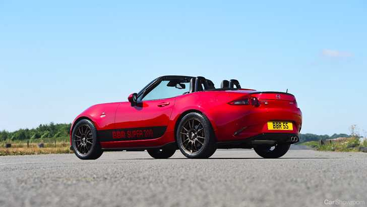 news new bbr tuning pack boosts mazda mx 5 to 153kw. Black Bedroom Furniture Sets. Home Design Ideas