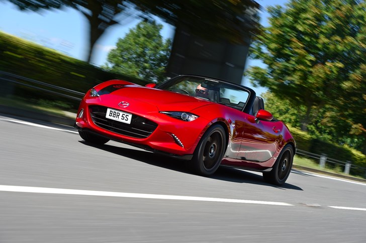 New BBR Tuning Pack Boosts Mazda MX-5 To 153kW