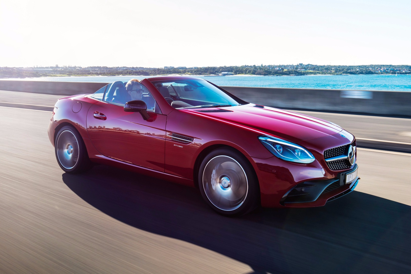News Mercedes Benz Oz Pricing Specs For Slc Roadster