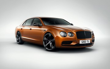 2016 Bentley Continental Flying Spur W12 S