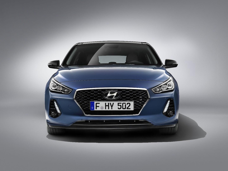 Hyundai's All-New i30 Gets Full Worldwide Reveal Thumbnail