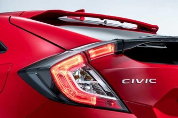 Honda Confirms 2017 Civic Hatch For Paris Debut