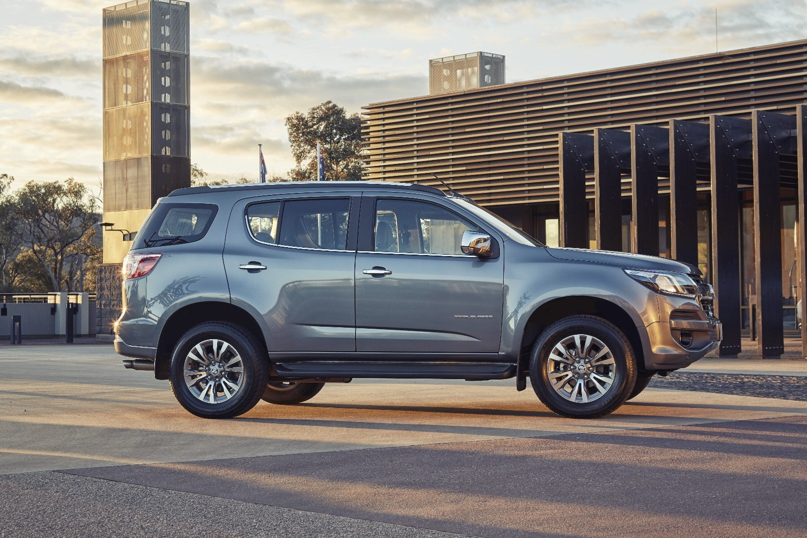 Holden's All-New Trailblazer SUV Enters The Fray Thumbnail