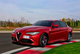 Alfa Giulia QV Takes Nurburgring Crown