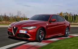 Alfa Romeo Giulia QV Bumps Panamera Turbo As Nurburgring King