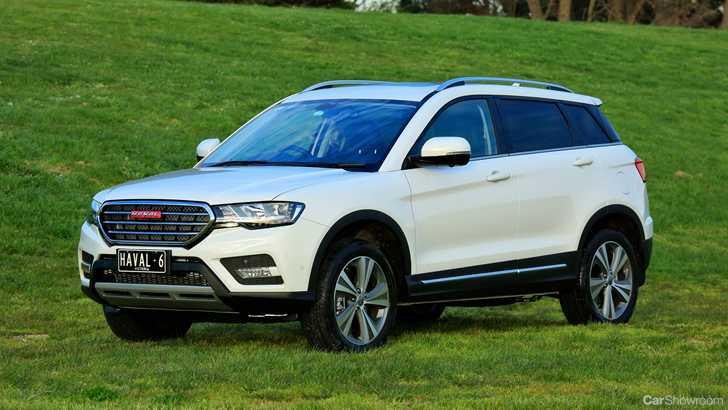 new car launches australiaNews  Haval Launches AllNew H6 In Australia