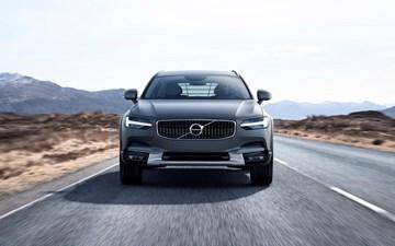 Volvo Reveals V90 Cross Country In Sweden