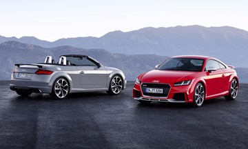 Audi Unveils All-New 298kW TT RS, R8 Should Be Worried