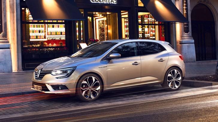 Renault's All-New Megane IV Hits Australia
