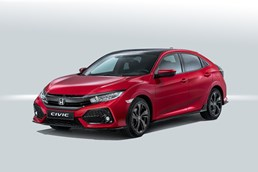 2017 Honda Civic Hatch - Pre-Paris Preview