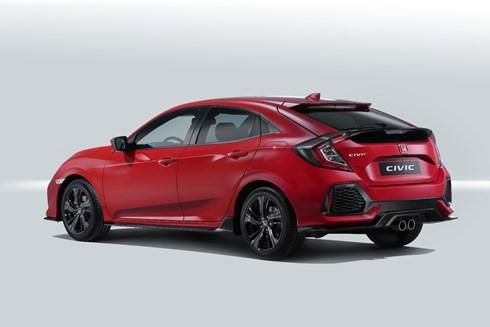 2017 Honda Civic Hatch - Pre-Paris Preview