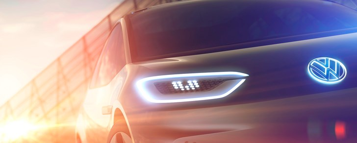 Volkswagen To Introduce Landmark EV At Paris Motor Show