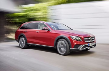 Mercedes-Benz Reveals New E-Class All-Terrain
