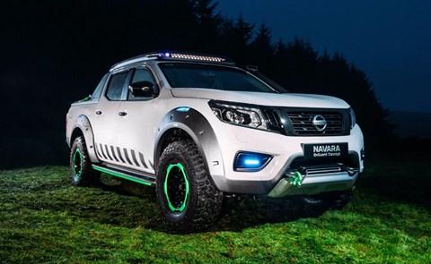 2016 Nissan EnGuard Concept