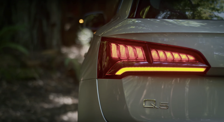 Audi Teases All-New Q5 For Paris Motor Show