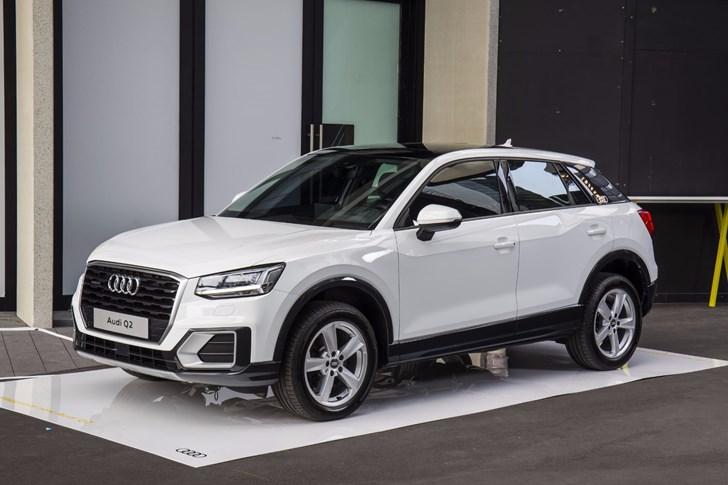 2016 Audi Q2 - Australia