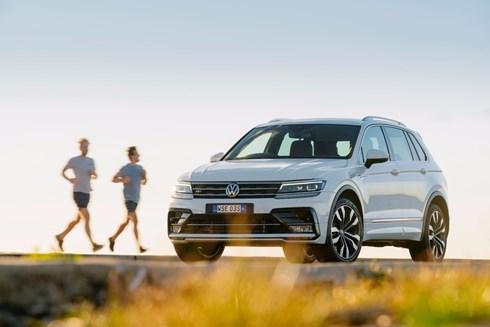 2016 Volkswagen Tiguan R-Line - Australia