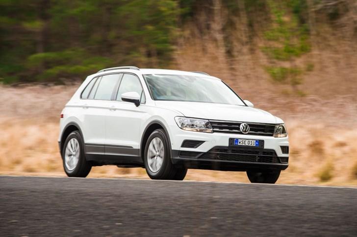 2016 Volkswagen Tiguan Trendline & Comfortline - Australia - 1