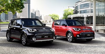 Kia Adds 150kW Turbo Engine To 2017 Soul