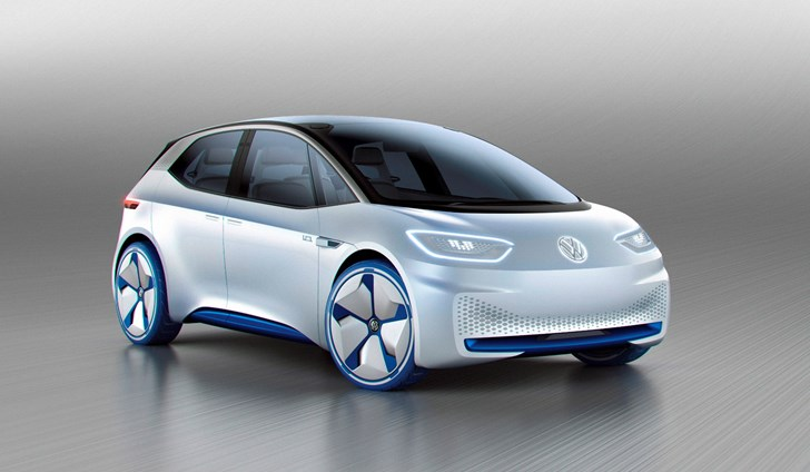 2016 Volkswagen ID Concept - Preview