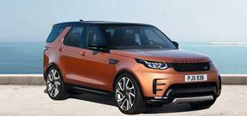 land rover discovery latest prices best deals specifications news and reviews. Black Bedroom Furniture Sets. Home Design Ideas